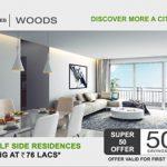 Woods at Godrej City, Panvel: Enjoy a life amidst the woods