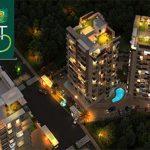 1/2/3 BHK Apartments In Lord Krishna Crest