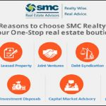 Reasons to Choose SMC Realty as your One-Stop real estate boutique!