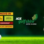 Ready To Move Apartments In Ace Golfshire Noida Sector 150