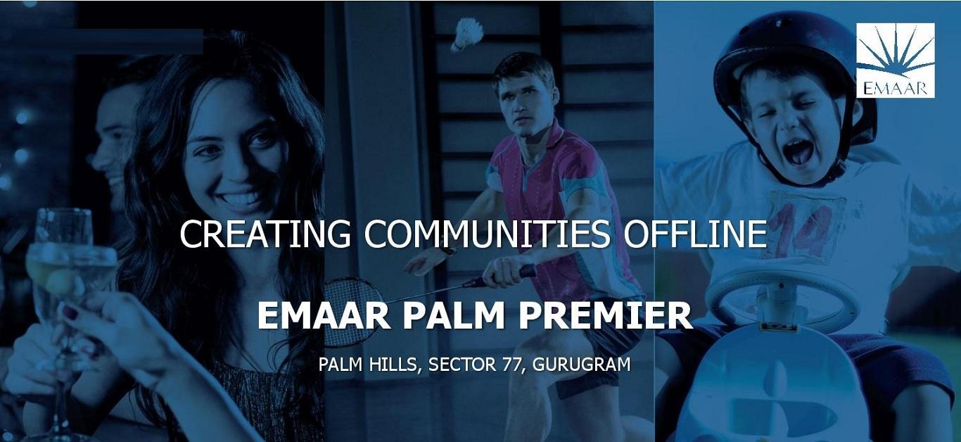 Palm Emmar Premier Gurgaon