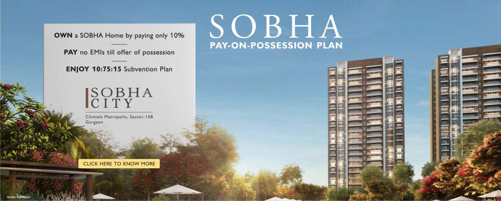 Sobha City Gurgaon