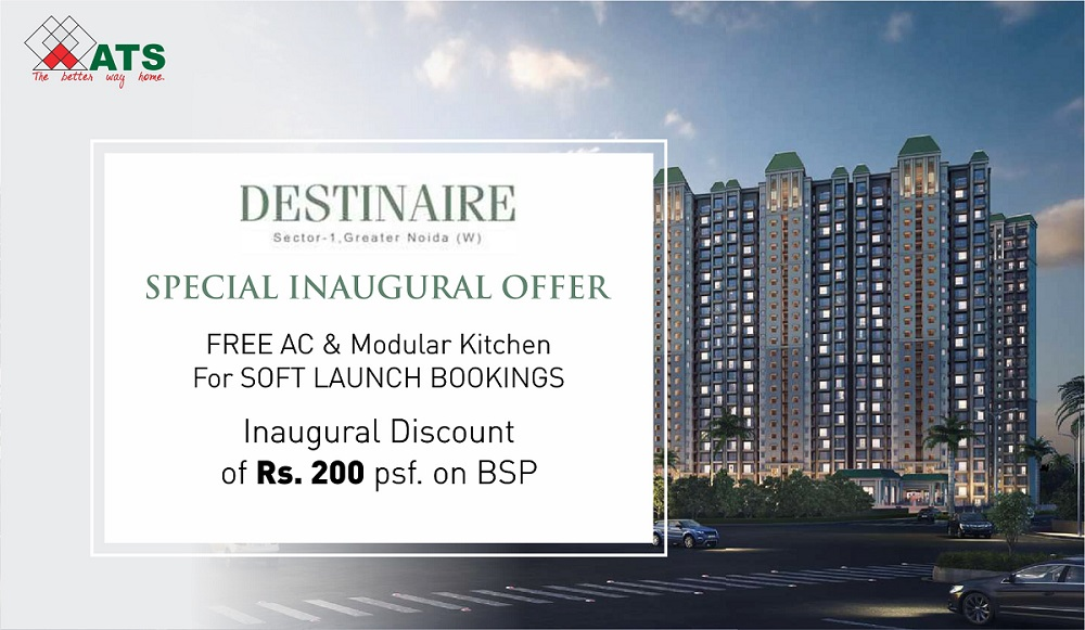ATS Destinaire Noida Extension