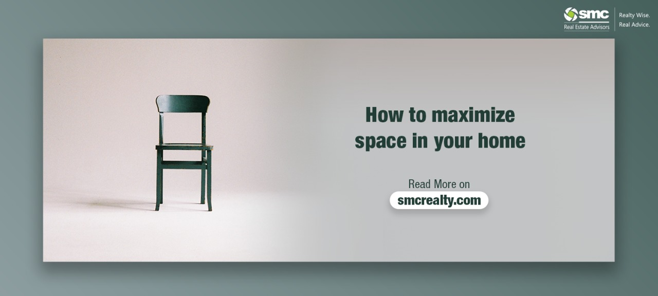 5 Clever Ways To Make Your Room Look Spacious