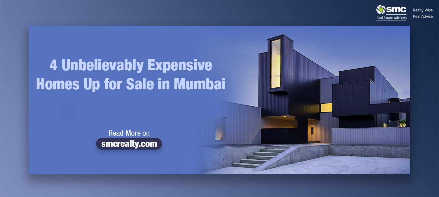 Unbelievably Expensive Homes Up For Sale in Mumbai