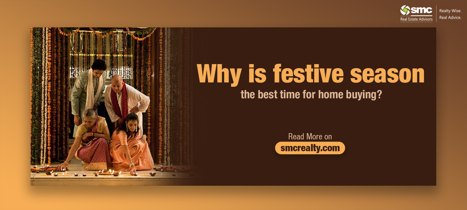 what makes festive season the best time for home buying