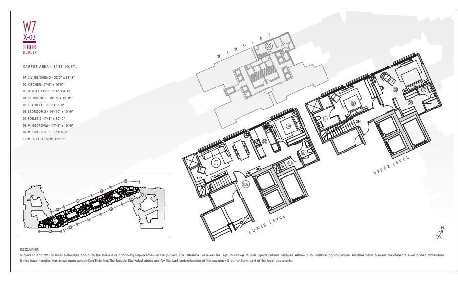 Radius Ten Bkc Floor Plans Bandra Kurla Complex Mumbai