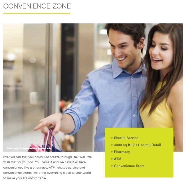 Convenience Zone