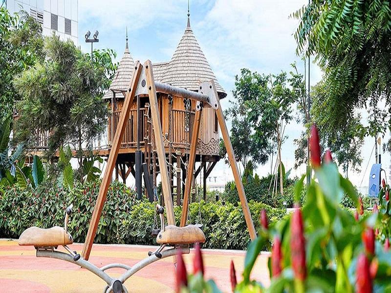 Lodha Parkside Garden