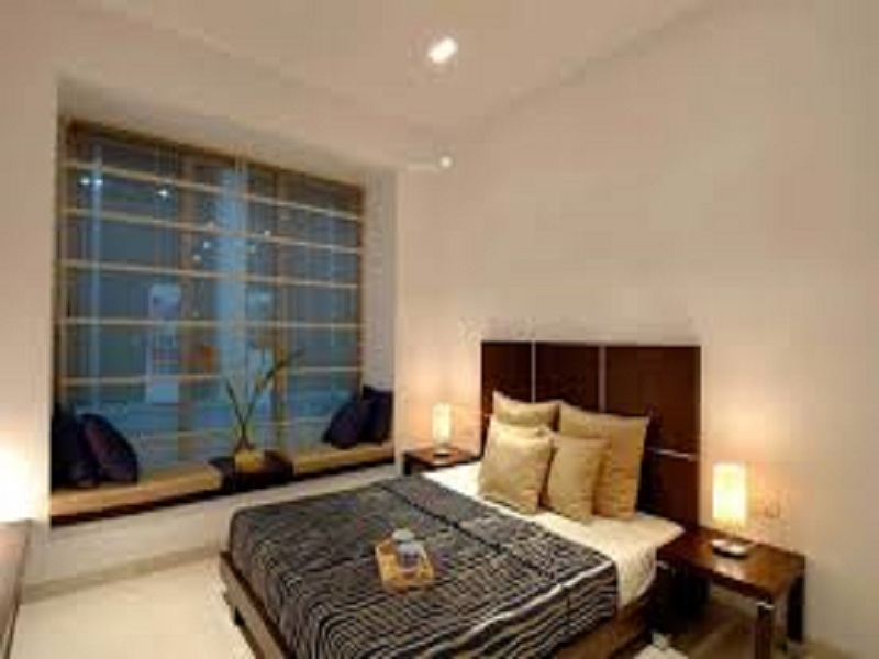 Lodha Primero Bedroom