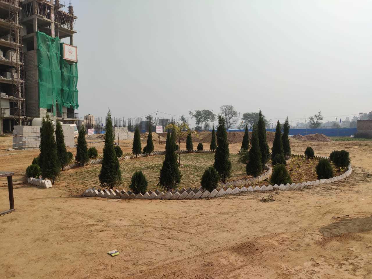 crown block sahu city lucknow