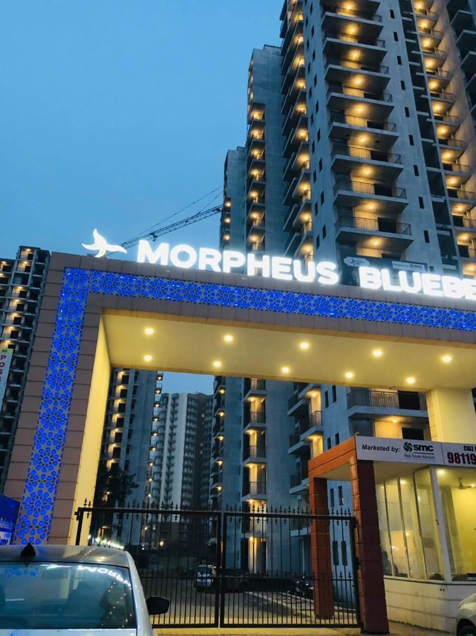 morpheus bluebell noida extens