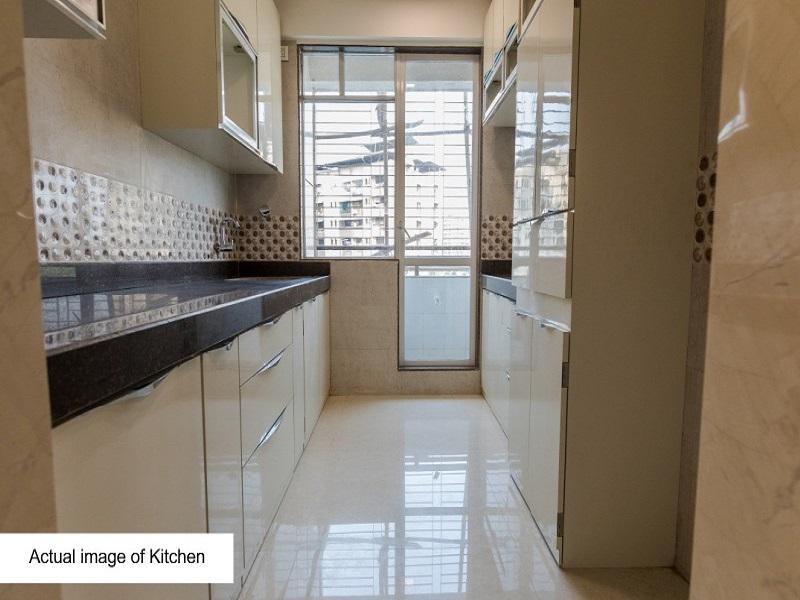 Ajmera New Era Kitchen
