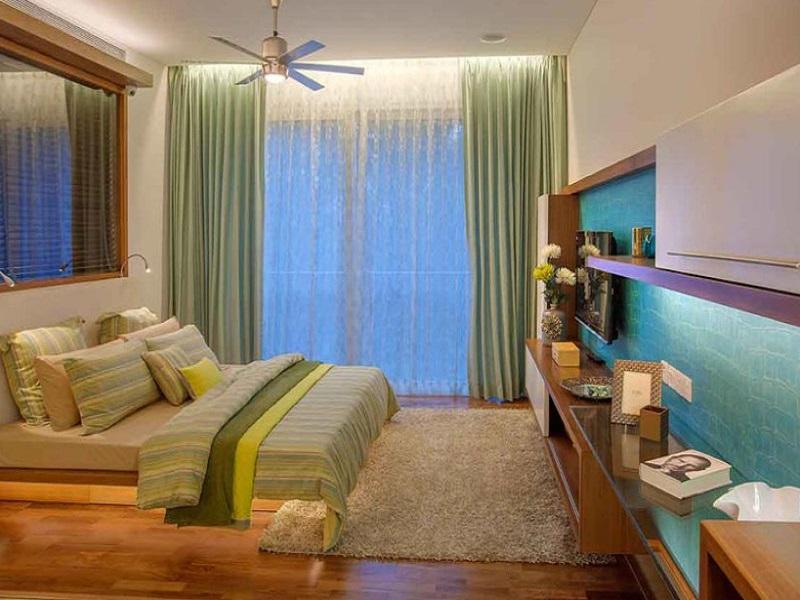 Ajmera Aria Bedroom