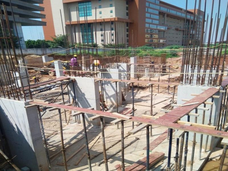 Ajmera Nucleus Construction
