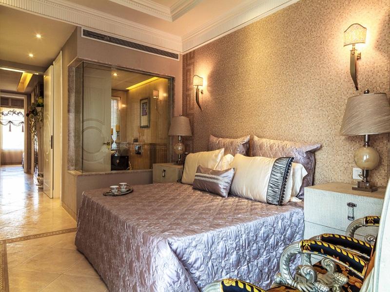 Raheja Revanta Royalty Bedroom