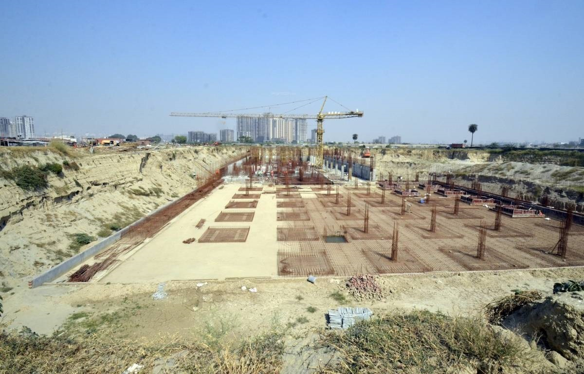Lotus Arena II CONSTRUCTION