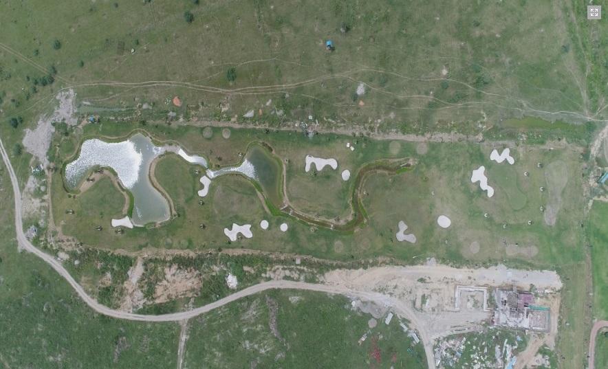 Ajnara City Construction Updat