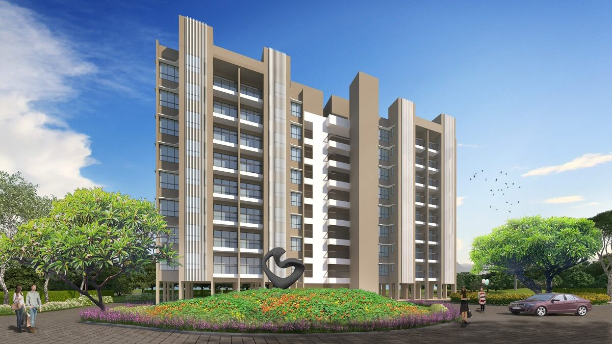 skyi star towers bhugaon