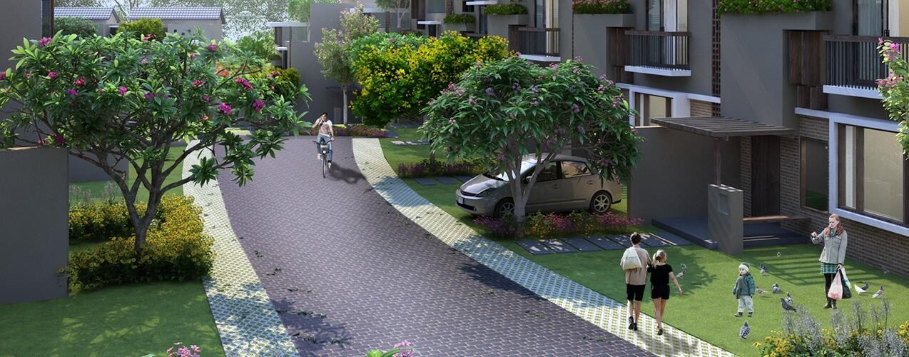 Skyi songbirds villas
