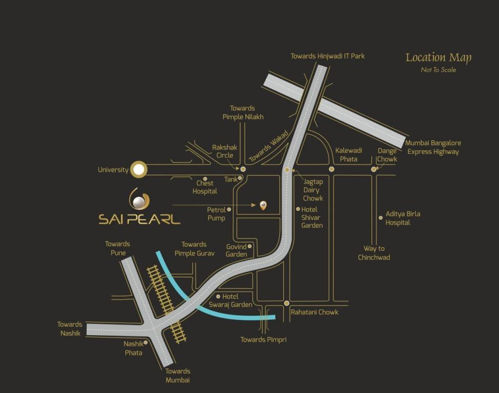 Ssd Sai Pearl Location Map