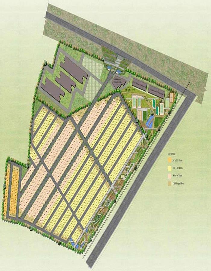 Century Sports Village Master Plan