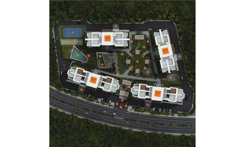 Kumar Privie Sanctum Master Plan