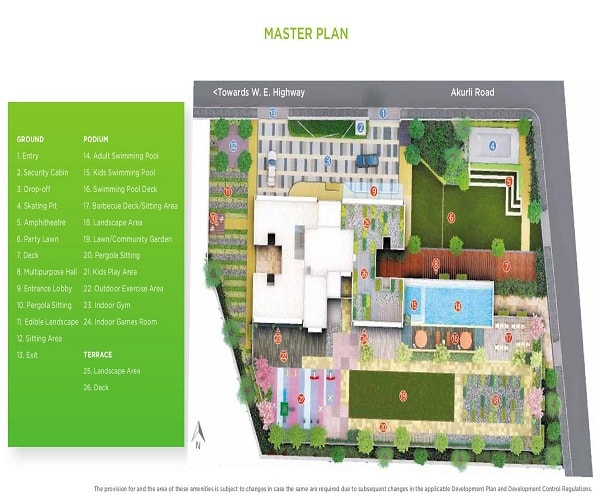 Mahindra Roots Master Plan