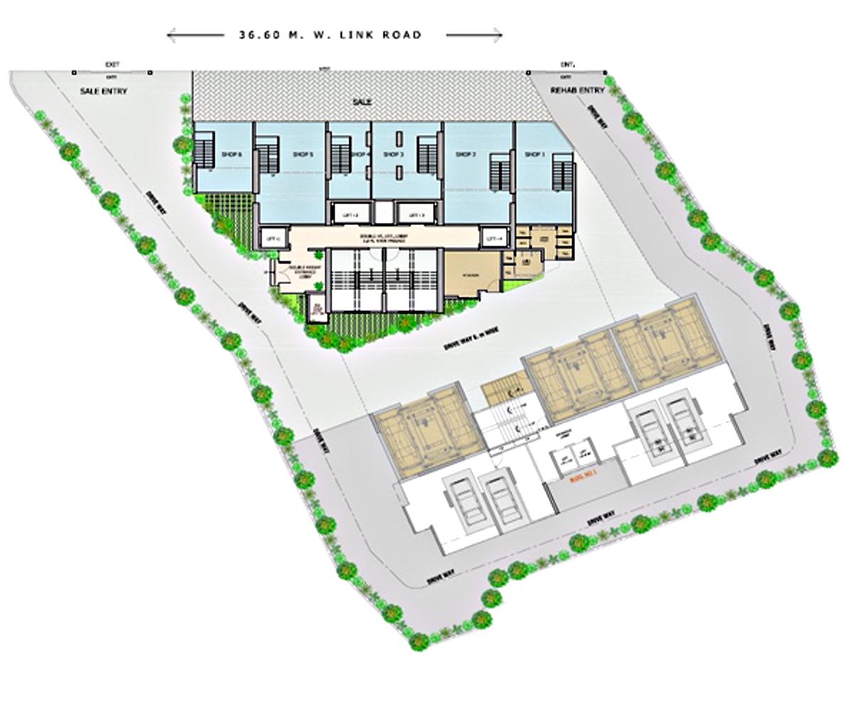 Ruparel Palacio Master Plan