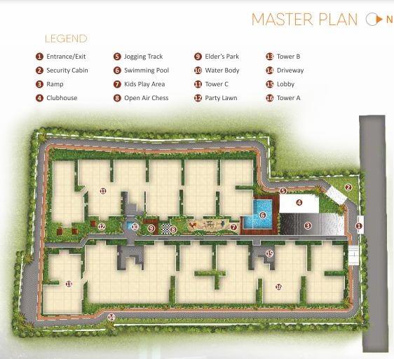 Trendsquares Ortus Phase 2 Master Plan