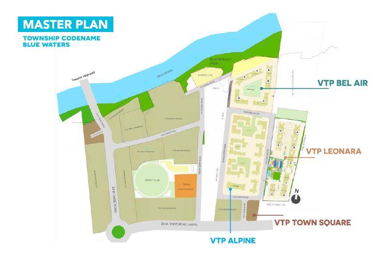 Vtp Blue Waters Master Plan