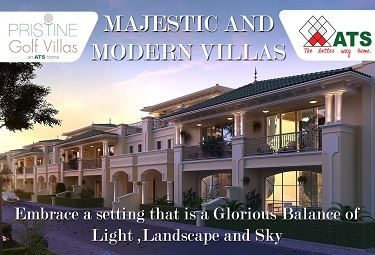 ATS Pristine Golf Villas