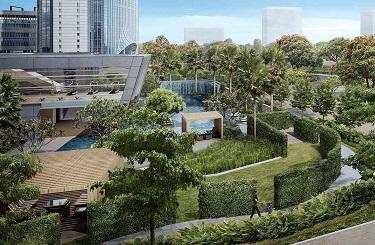 Indiabulls Blu Estate And Club