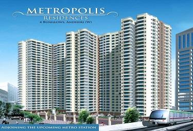 HDIL Metropolis Residences