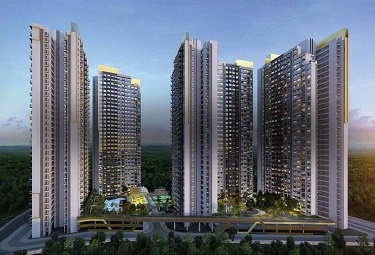Amanora Gold Towers