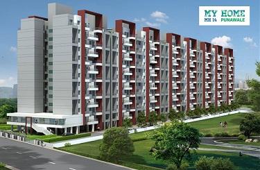 Goyal My Home MH14 Punawale
