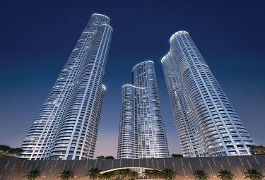 Lodha The World Towers