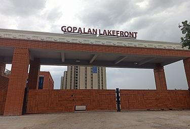 Gopalan Lake Front