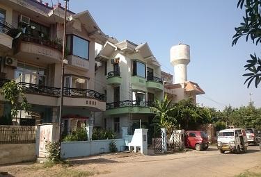 Omaxe Designer Villas
