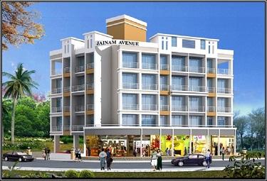 Jainam Avenue