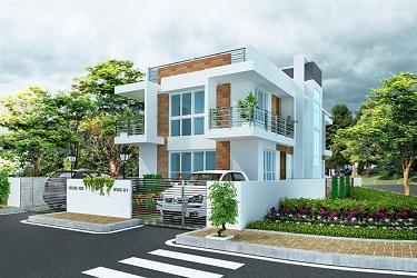 SAVV The White Villas