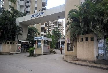 Shah Lake Town