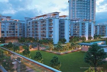 Godrej Palm Retreat Phase 2