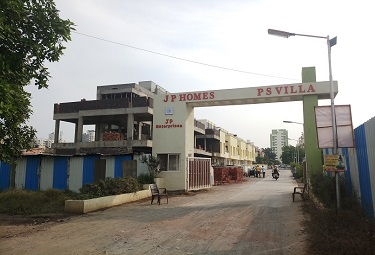 Sankla PS Villa