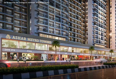 Ashar Metro Towers