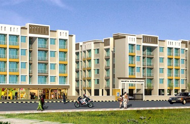 YS Patil Sarth Apartment