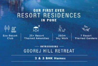 Godrej Hill Retreat