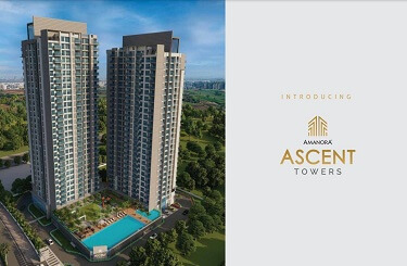 Amanora Ascent Towers