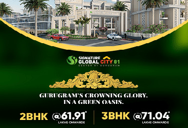 Signature Global City 81