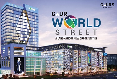 Gaur World Street